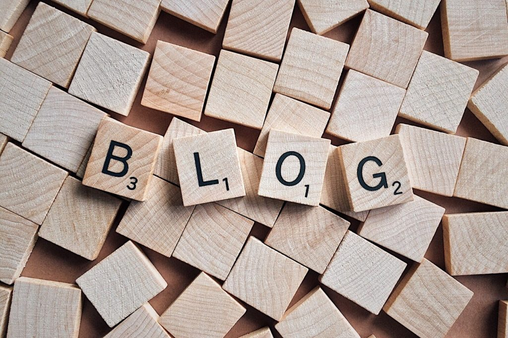 Build A Blog For Your Business
